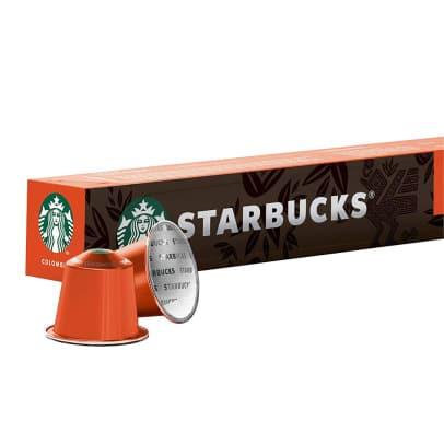 Colombia kaffe fra Starbucks til Nespresso