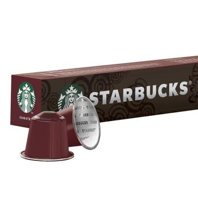 Sumatra Espresso kaffekapsler fra Starbucks