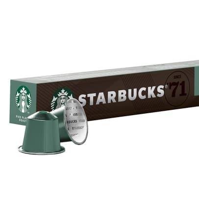 Nespresso Starbucks kaffekapsel Lungo Pike Place Roast