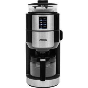 Grind and Brew kaffemaskine med kværn