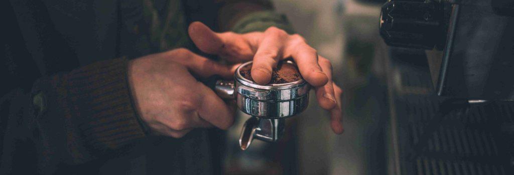 Kaffestamper til hjemmelavet baristakaffe