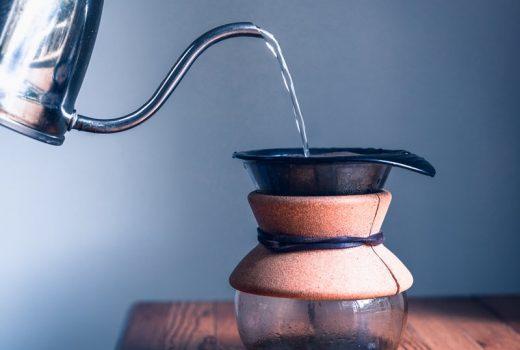 Pour Over Kaffe