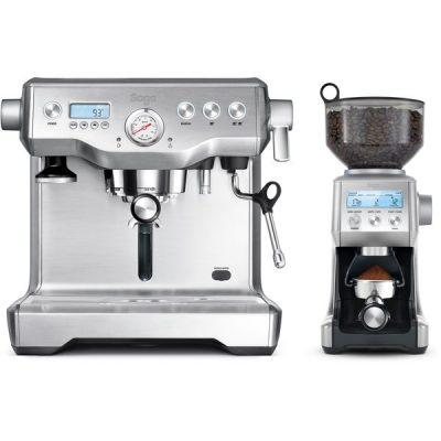 Sage dual boiler espressomaskine med kværn